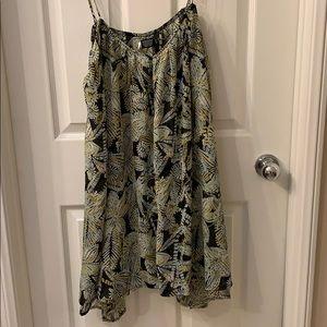 Volcom flower dress